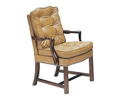 classic office chair. Chippendale Leather Office Chair Classic 778