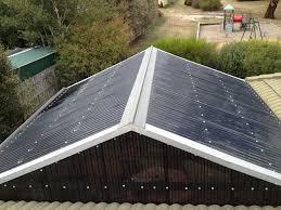 bq corrugated roofing