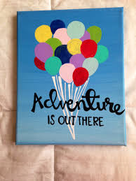 canvas e adventure is out there disney pixar s by kismetcanvas