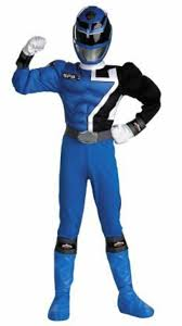 Light Blue Power Ranger Costume 39 95 Disguise Power Rangers Spd Blue Costume With Muscles