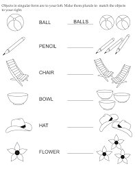 English Coloring Worksheets For Grade 2: Nouns worksheets for ...