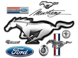 ford mustang logo images. Interesting Mustang Fathead Ford Mustang Logo Wall Decals And Images American Muscle