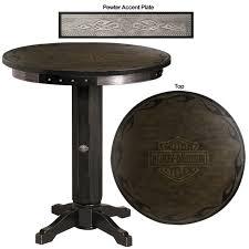 v modern furniture. amazing harley davidson hdl 13200 v bar shield flames pub table regarding modern furniture