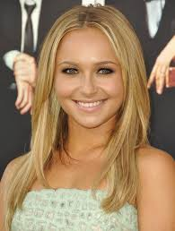 Coupe Cheveux Long Blond Lisse