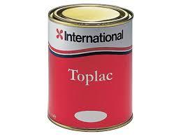 International Toplac 0 75 Lt Blanc 001 Finitions Laque Marine Haute Gamme Brillante Et Durable 458col668