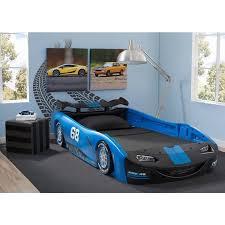 racing car bedroom furniture. Delta Children Turbo Race Car Twin Bed Racing Bedroom Furniture L