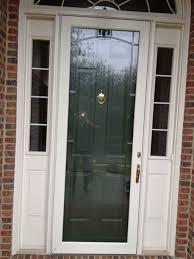 aluminum security screen door. Storm Doors Menards Wrought Iron Security Screen Cheap Metal Door Sliding Aluminum P