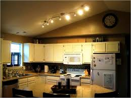 track lighting for kitchen. Charming Modern Track Lighting Kitchen For American Style With Led Light Fixtures In L Shaped Layout Home Remarkable Styles Small Kitchens Great Designs F