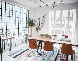Creative office spaces Coolest Professional Space For Entrepreneurs In Downtown Los Angeles Modern Floor Lamps Creative Office Space For Rent The Collection