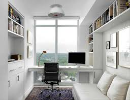 custom built desks home office. Spacious Modern Home Office Built Ins Black And White Small With In Perfect Custom Desks Yvotubecom