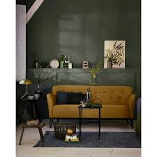 Wooninspiratie Woonkamer Industrieel Modern Kast Blauw Groen Kleur