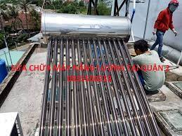 Sửa máy nước nóng năng lượng mặt trời tại Quận 2