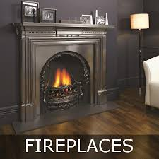 cast iron fireplaces marble stone and wood surrounds