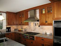 Kitchen Cabinets Cherry Shaker Style Felice Kitchen