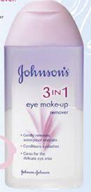 johnson johnson 3in1 eye make up remover lotion
