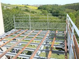 Construction Terrasse Suspendue Ipn Terrasse Suspendue Ipn L