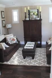 Living Room Wall Color 17 Best Ideas About Dark Brown Couch On Pinterest Brown Couch