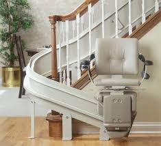 home chair lift. Used Curved Stair Lift Electric For Elders Home Chair E