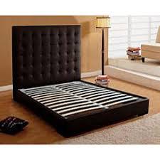 Mattresses for platform beds King size platform bed
