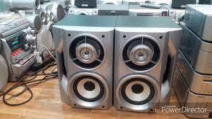 Thanh lý đôi loa Sony DP1000 có 4 Bass oánh rè mic thu âm vì quay
