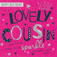 Cousin Birthday Quotes Magnificent 48 Happy Birthday Cousin Quotes With Images And Memes