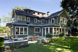 arts and crafts exterior paint colors. craftsman style home with exposed timbers and corbels. | pinterest style, house arts crafts exterior paint colors