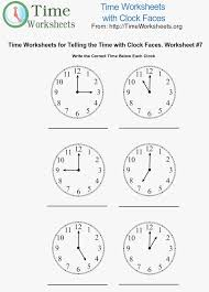 Math Worksheet org Telling Time Worksheets Free Math