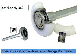 replacement garage door rollers repair garage door rollers which roller garage door replacing garage door rollers