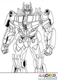 Small Picture Transformers Coloring Pages GetColoringPagescom