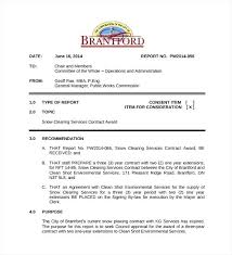 Snow Removal Bid Template Request For Proposal Inspirational Construction Template