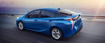 Toyota Prius Comparison Chart What Are The Toyota Prius Models Compare Prius