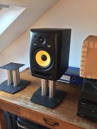 alphason desktop speaker stands