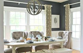 modern farmhouse dining room summer tour dining room linen tufted chairs ds west elm modern farmhouse modern farmhouse dining