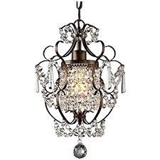 teardrop crystal light chandelier