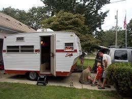 Build Smart Girls Diy Caravan Outdoor Life Magazine My Very Own Vintage Camper