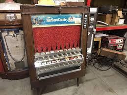 Ebay Cigarette Vending Machine Mesmerizing Antique Cigarette Machine Best 48 Antique Decor Ideas