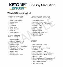 30 Day Healthy Eating Plan Lose 10 Pounds In 30 Days Or Your Money Back Keto Diet
