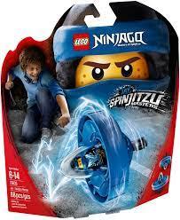 Mua đồ chơi LEGO Ninjago 70635 - Lốc Xoáy Bay của Jay - Spinjitzu Master  (LEGO Ninjago 70635 Jay - Spinjitzu Master)