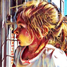 you can make them look like paintings sketches or even a lichtenstein here s a n example using the app prisma