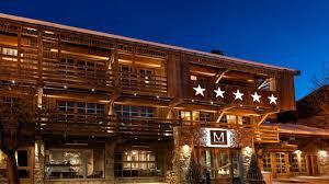 Hotel Des 2 Mondes Resort Spa Luxury Hotel Megeve M De Megeve 5 Stars Hotel
