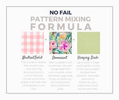Pattern Mixing Interesting Pattern Mixing 48 How To Mix Patterns Like A Pro