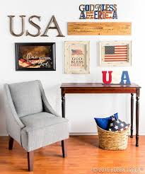 Patriotic Bedroom Decorations Unique 354 Best Patriotic Decor U0026amp; Diys  Images On Pinterest