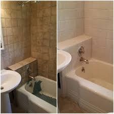 bathtub resurfacing refinishing