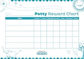 your printable charts room to grow potty training reward chart