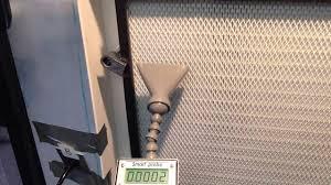 Hepa filter testing dop penetration