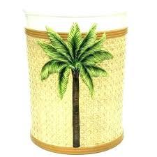 palm tree bath sets palm tree rug set palm tree bath set bathroom accessories accessory sets