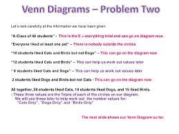 Venn Diagram Three Three Circle Venn Diagrams