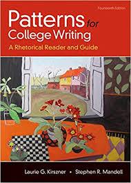 Patterns For College Writing Pdf Fascinating Patterns For College Writing Kindle Edition By Laurie Kirszner