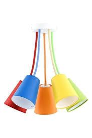 Детская <b>люстра TK LIGHTING</b> 11639 (TK-<b>2107</b>) Купить на Lampa.ua