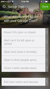 iphone garage door openerPhoenix Smart Garage Door Installation